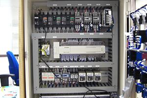 水槽制御盤製作